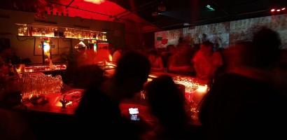Der alte Harry Klein - Club 1 am Optimol-Geände. Fotos von Gunter Hahn