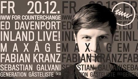 ED DAVENPORT | INLAND live!