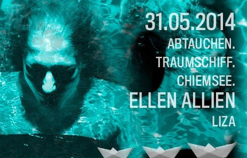 ELLEN ALLIEN. Traumschiff