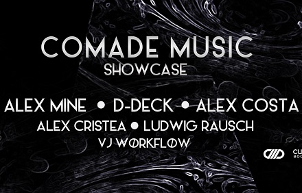 COMADE MUSIC SHOWCASE