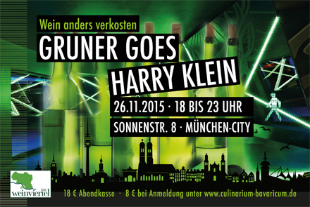 GRUNER GOES... HARRY KLEIN