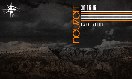 NEUZEIT LABEL NIGHT