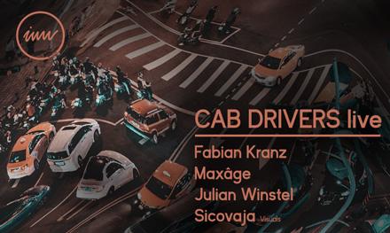 CAB DRIVERS live @ Harry Klein | München | Bayern | Deutschland