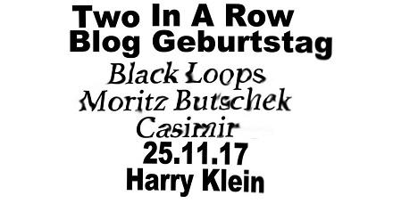 BLACK LOOPS @ Harry Klein | München | Bayern | Deutschland